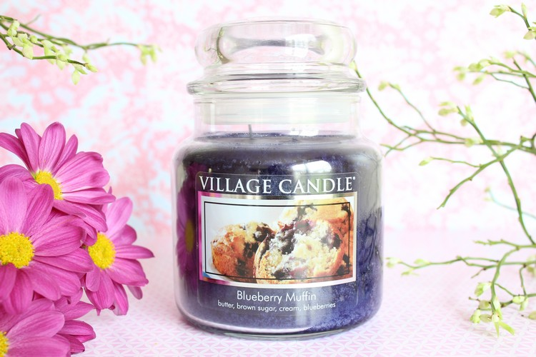 village_candle_blueberry_muffin
