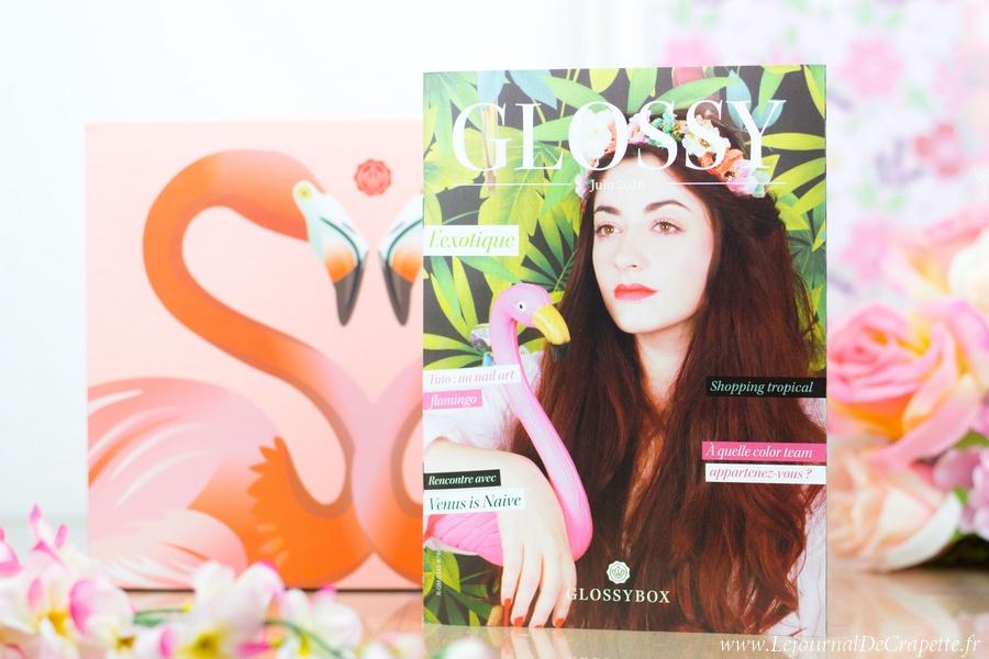 glossybox-juin-exotique-livret