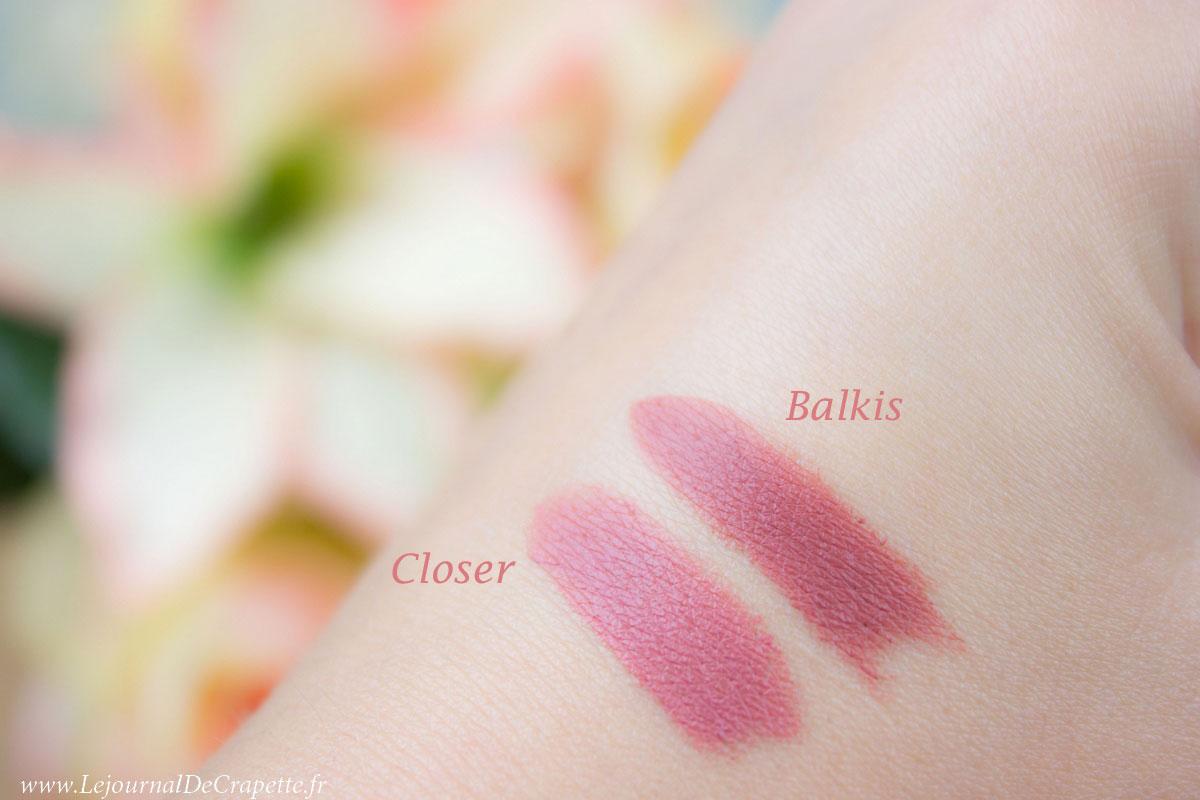 rouges-à-lèvres-nabla-swatchs-nudes