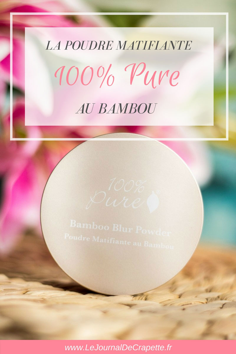 poudre-matifiante-100-percent-pure-bamboo