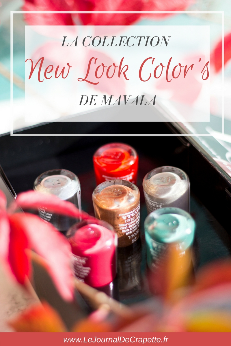 mavala-new-look-colors-collection-automne #vernis #mavala