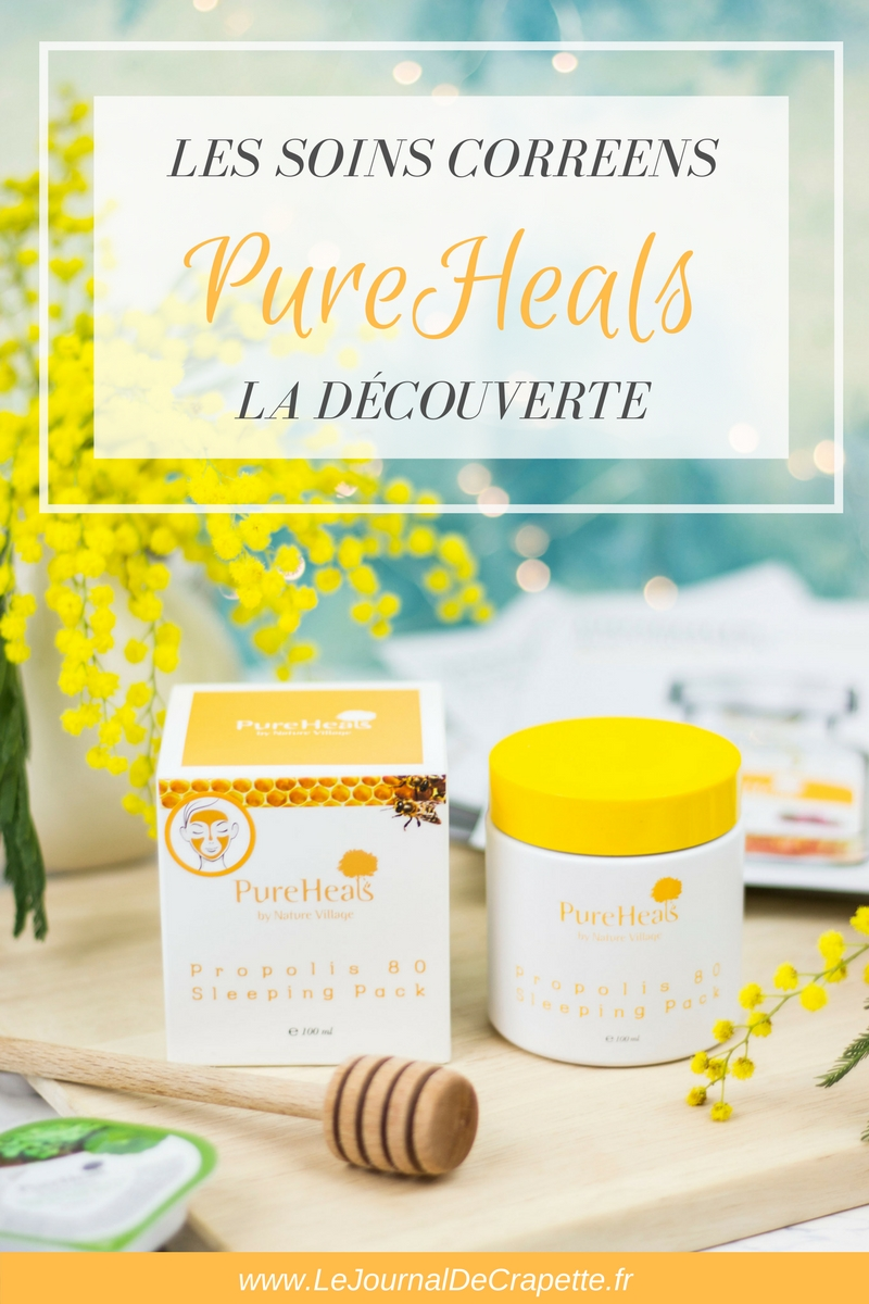PURE-HEALS-DECOUVERTE #PUREHEALS