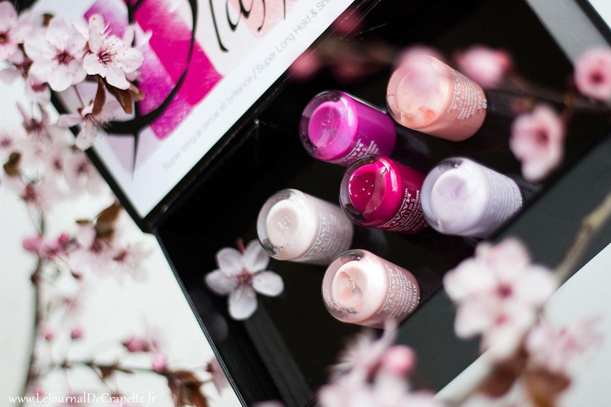 collection blush de Mavala