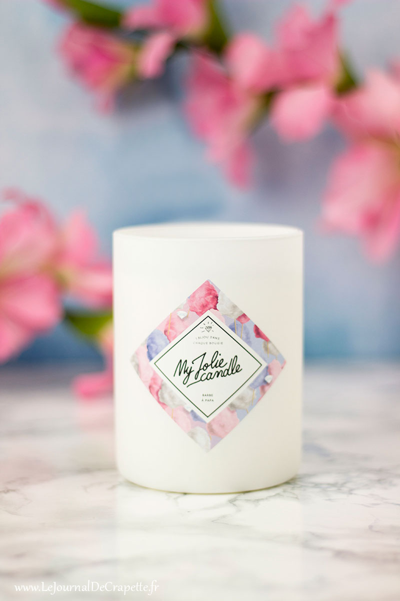 Bougie My Jolie Candle