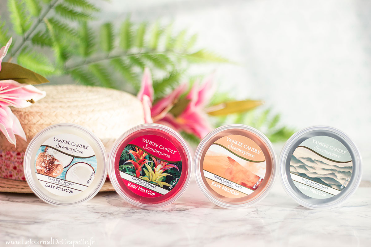 Collection Just Go de Yankee Candle
