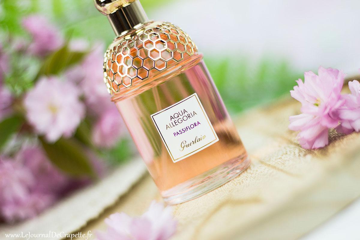 Passiflora Aqua Allegoria Guerlain Présentation Avis Et Pyramide