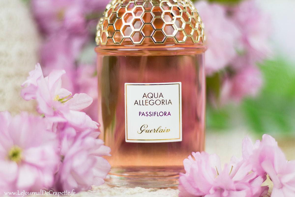 Eau parfumée Aqua Allegoria