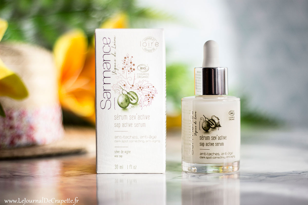 Serum Sev Active de Sarmance
