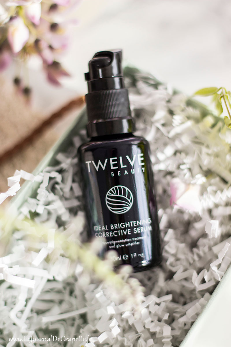 Serum brightening Twelve Beauty