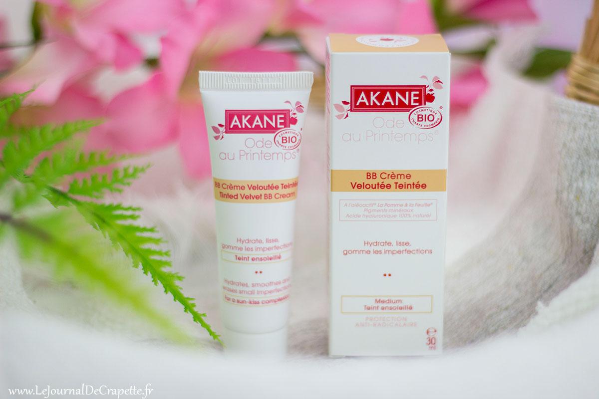 BB crème teintée Akane