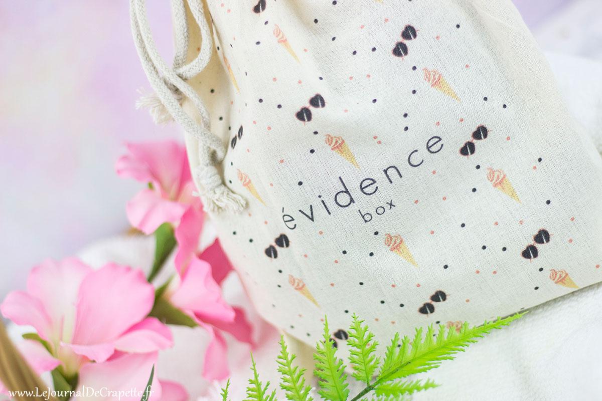 Pochon Box Evidence de juin 2018
