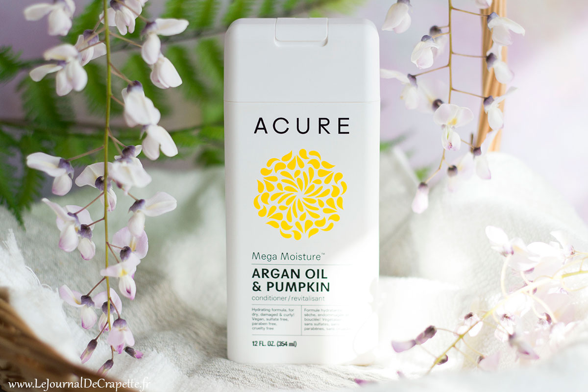 Acure Argan oil conditionner