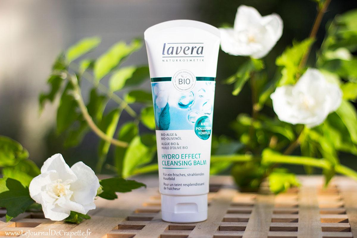 Baume nettoyant hydro effect Lavera