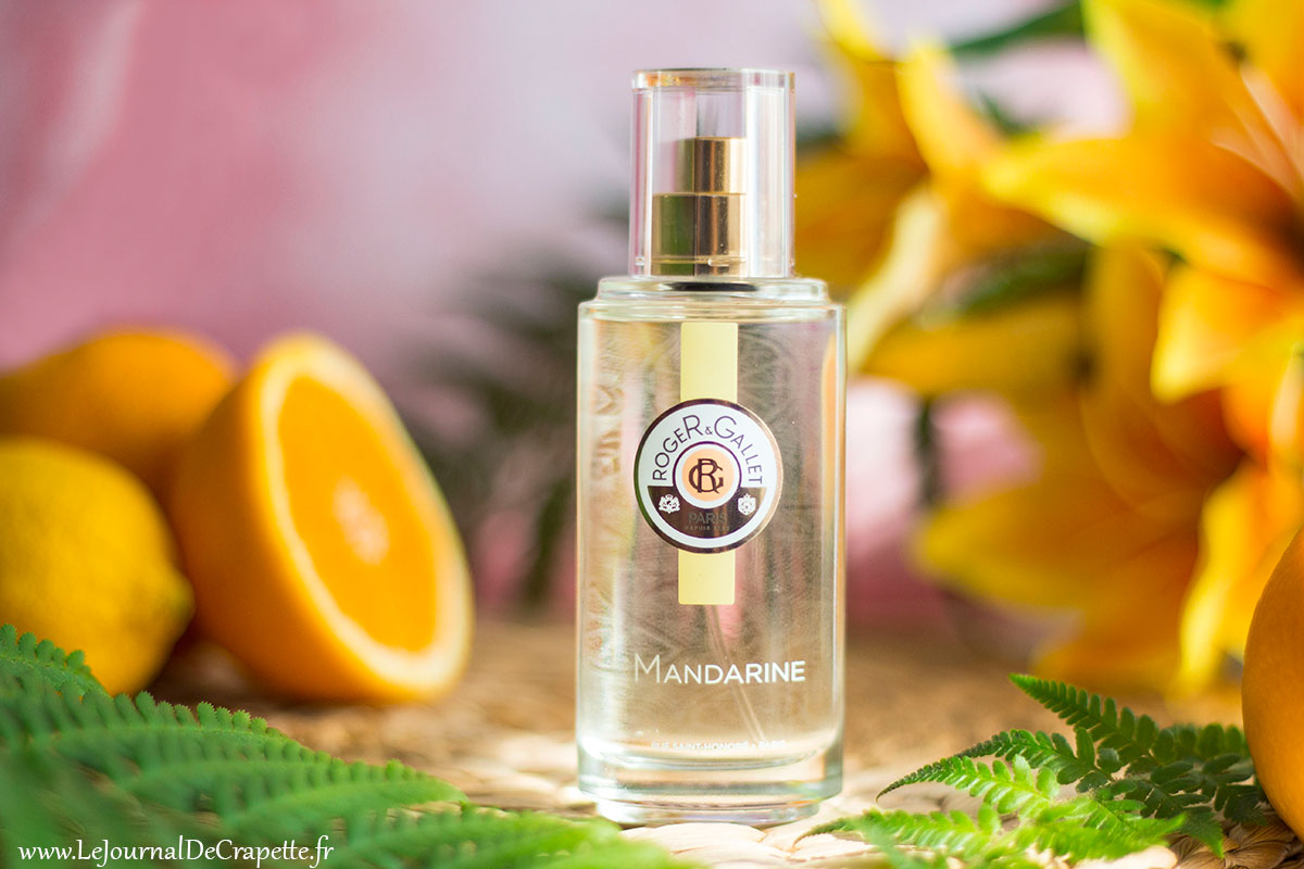 parfum mandarine roger et gallet