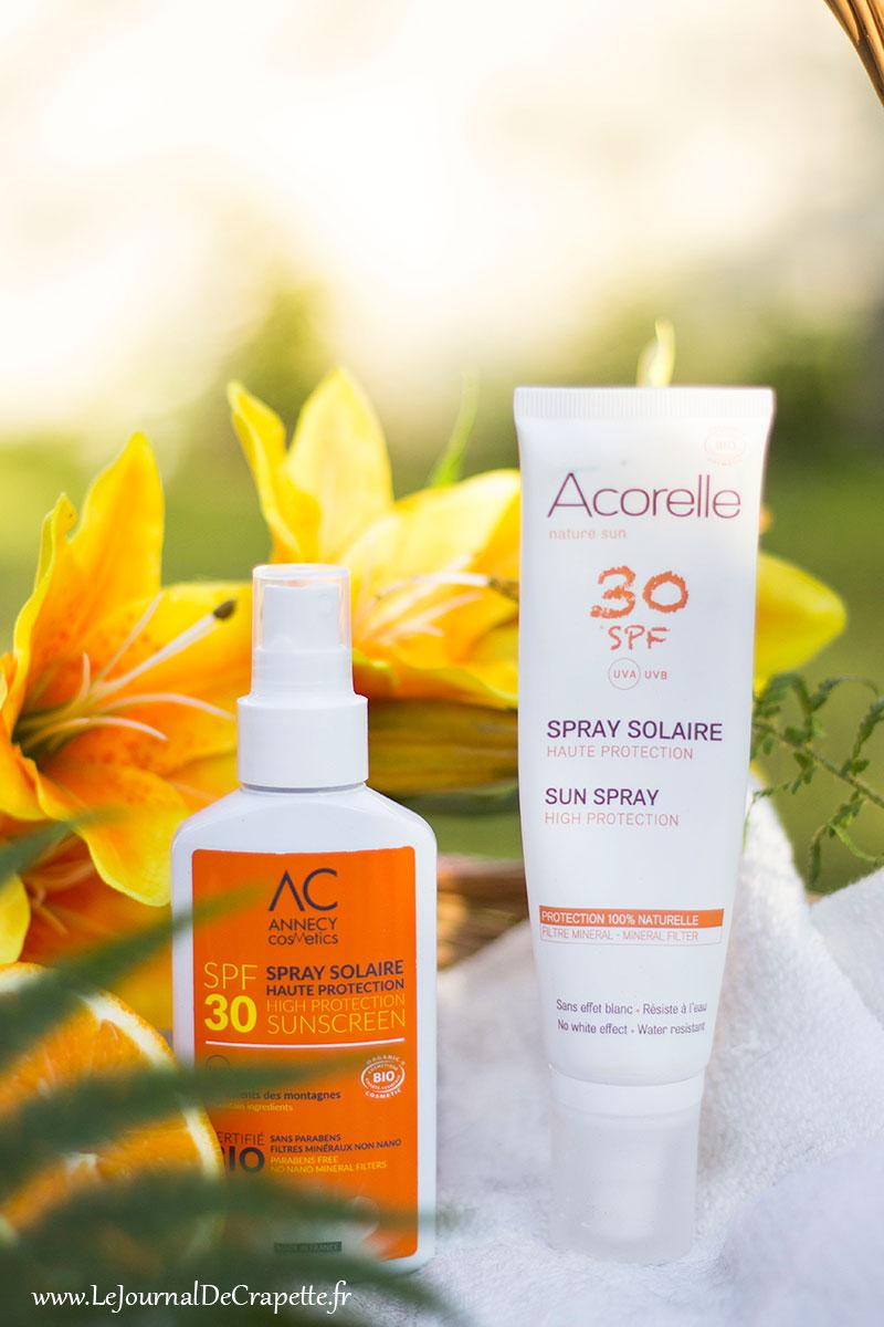 solaires mineraux naturels acorelle annecy cosmetics