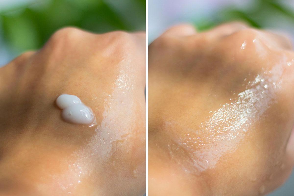 texture baume nettoyant Lavera