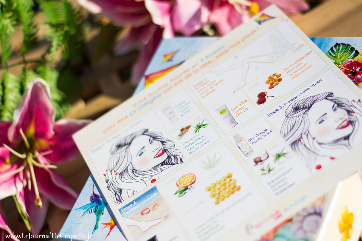 biotyfull box aout 2018 menu