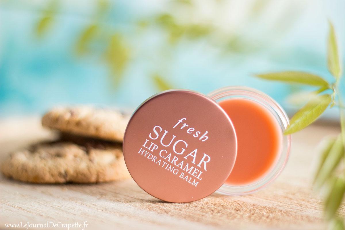 lip caramel fresh balm