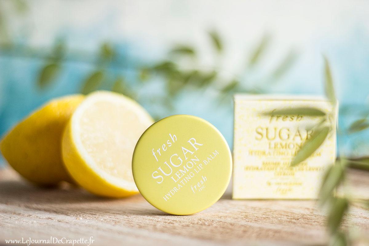 fresh sugar lip citron