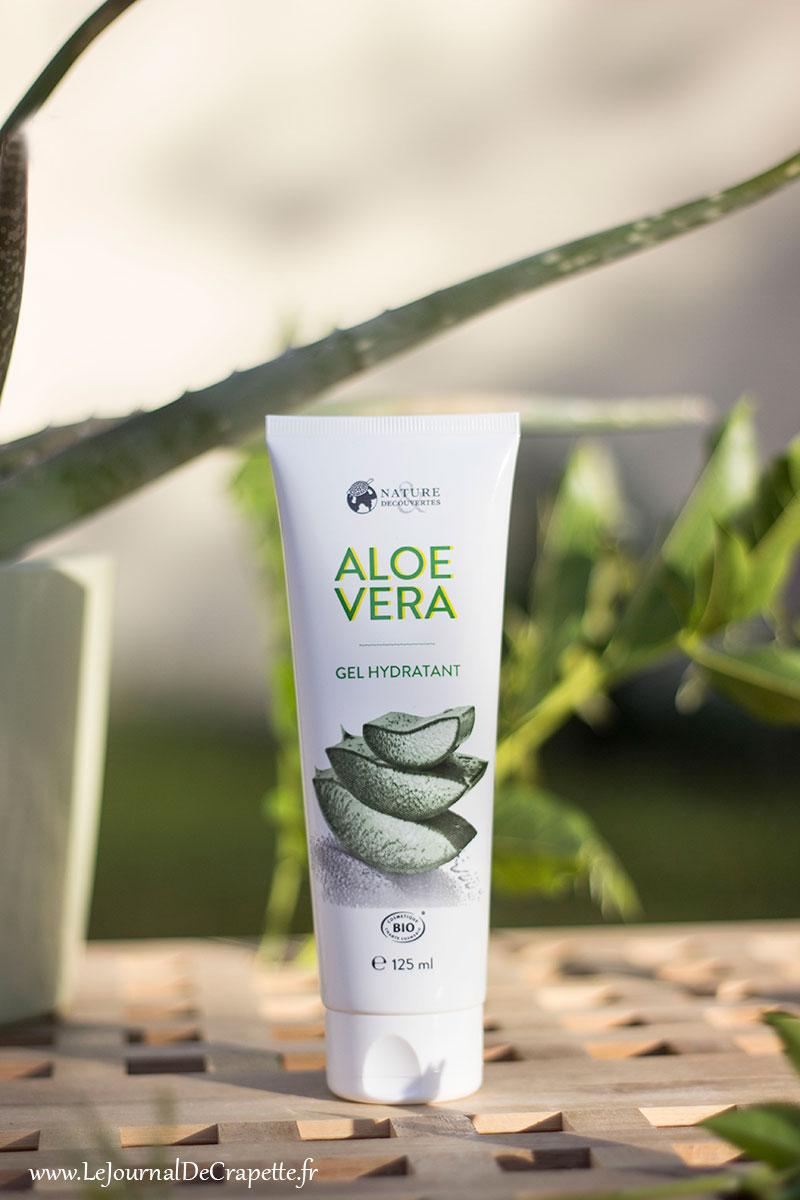 gel aloe vera nature et decouvertes