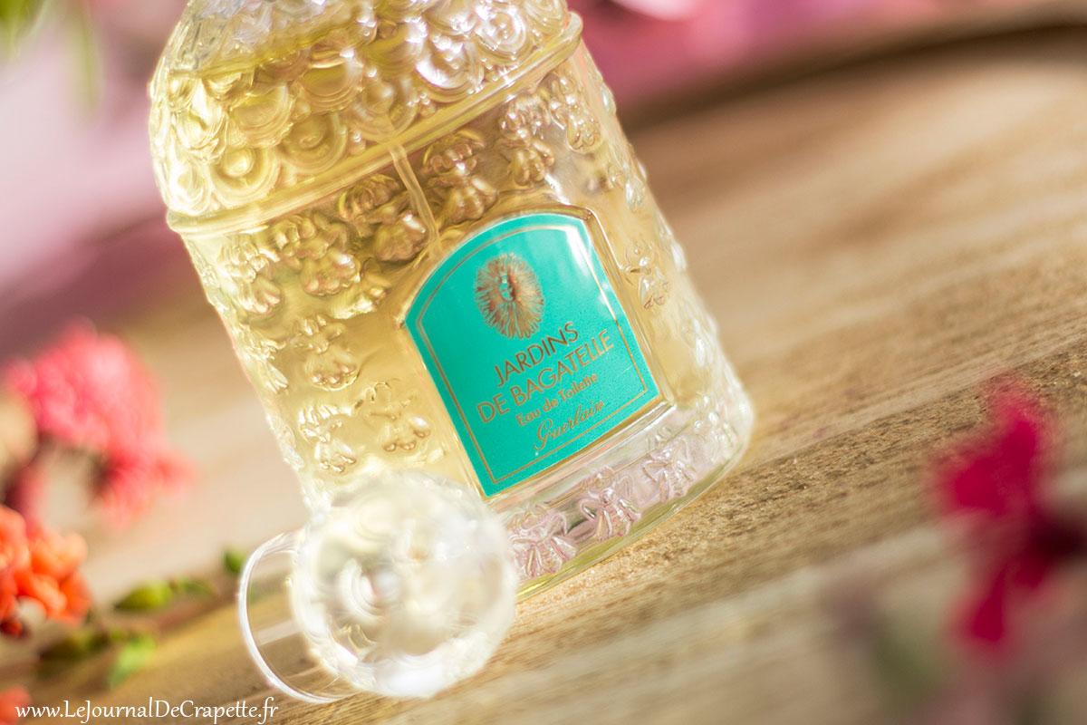 parfum jardins de bagatelle de Guerlain