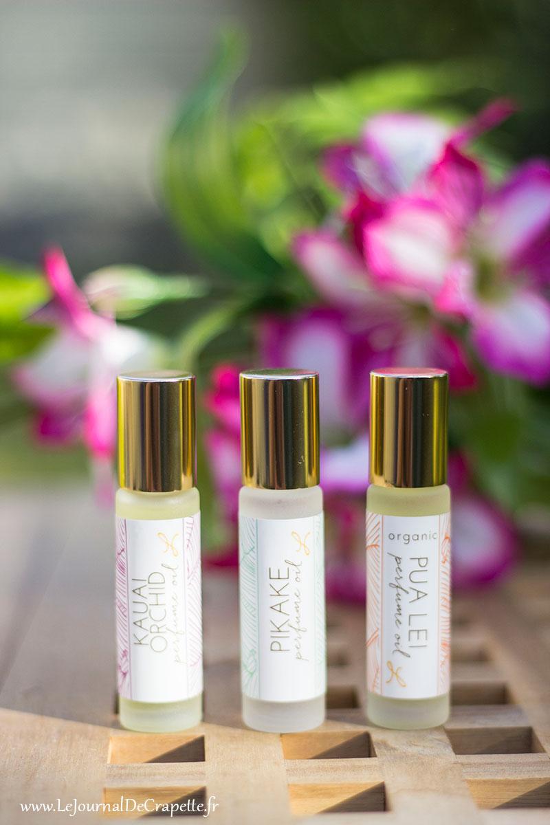huiles parfumées Leahlani