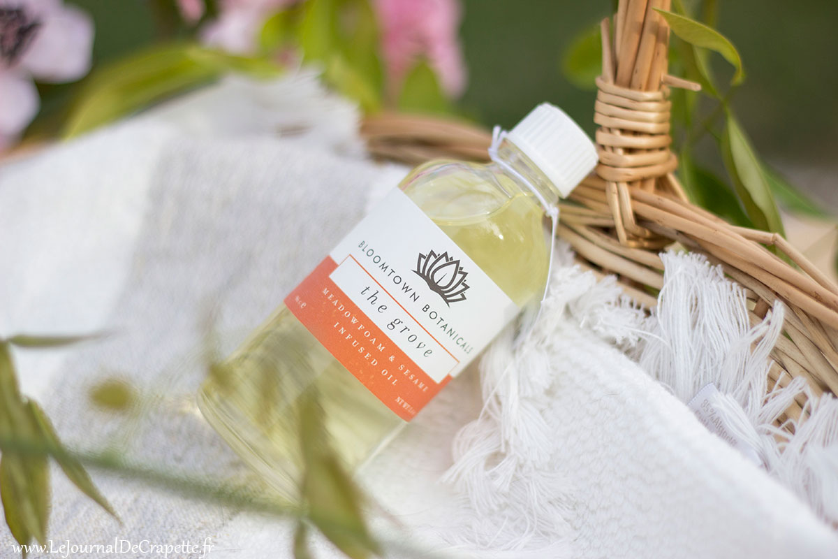 huile corps bloomtown botanicals the grove