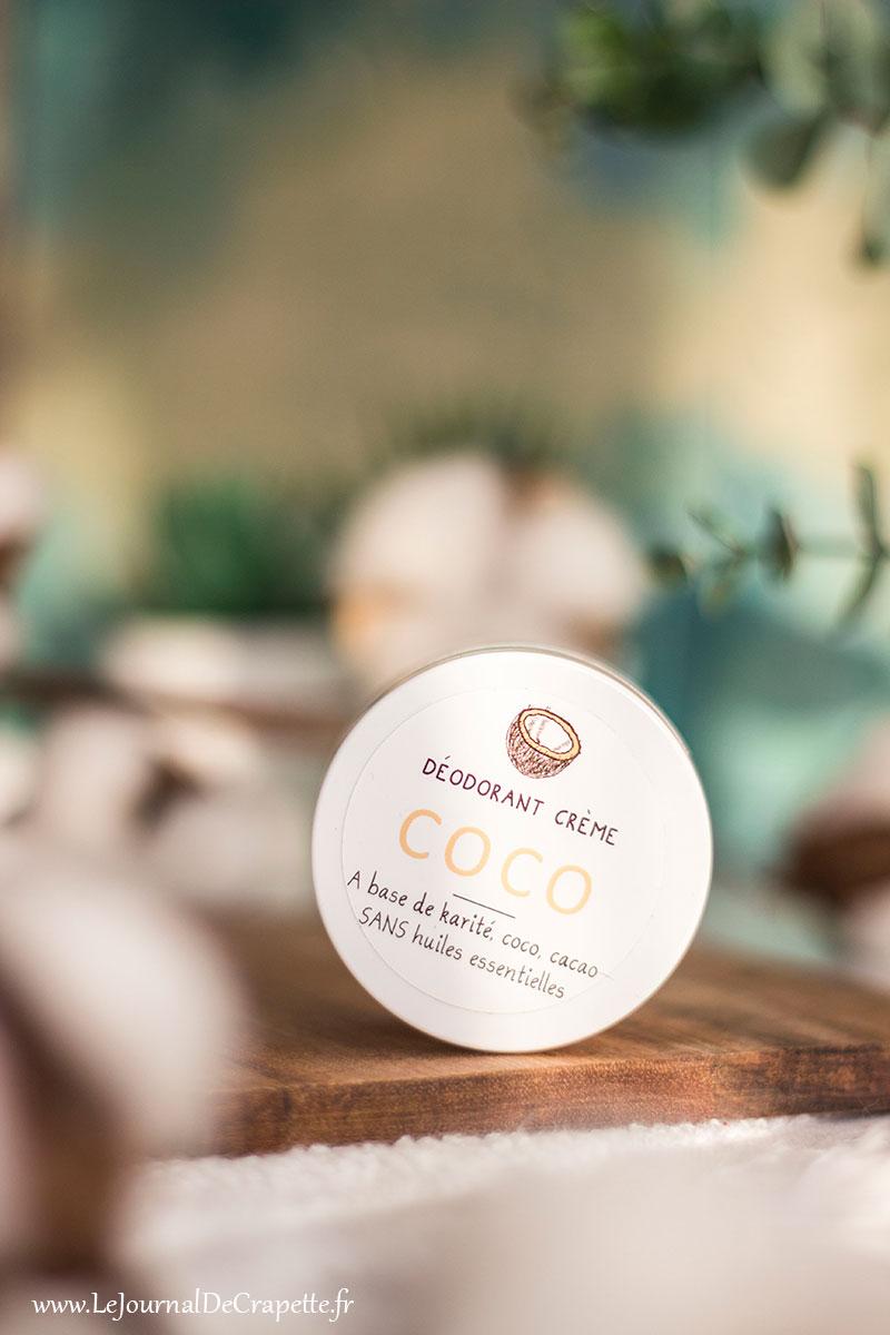 Déodorant Le Moly coco