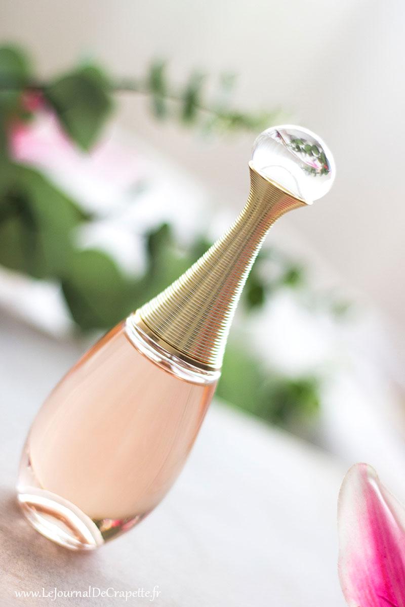 parfum j'adore injoy de Dior