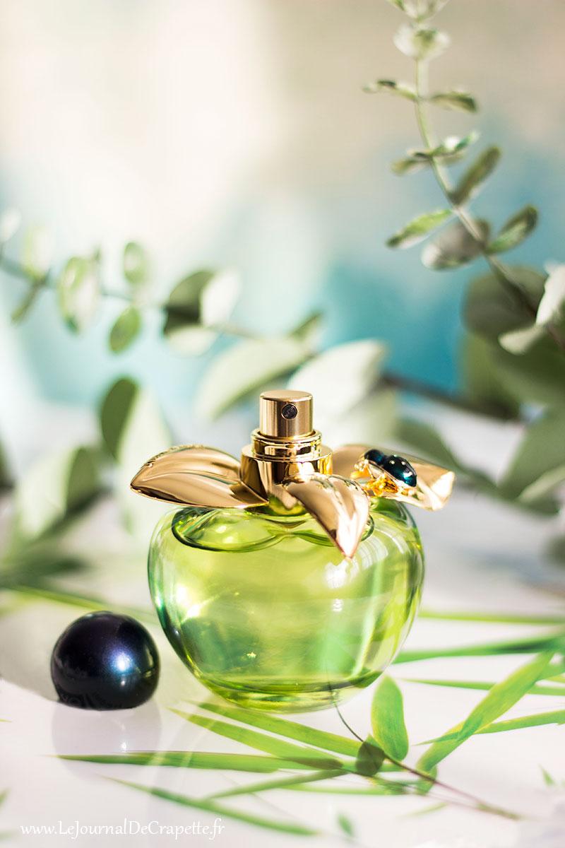 parfum Bella de Nina Ricci flacon