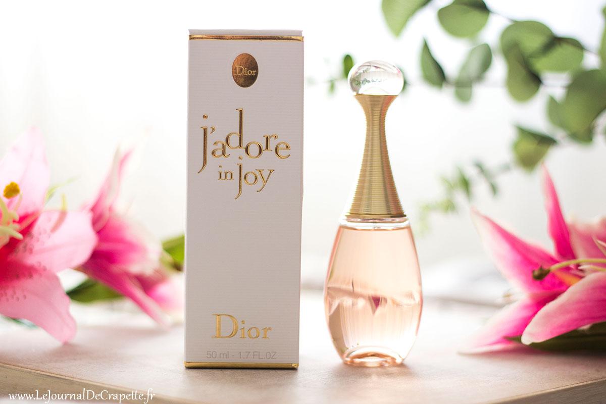 j'adore injoy de Dior