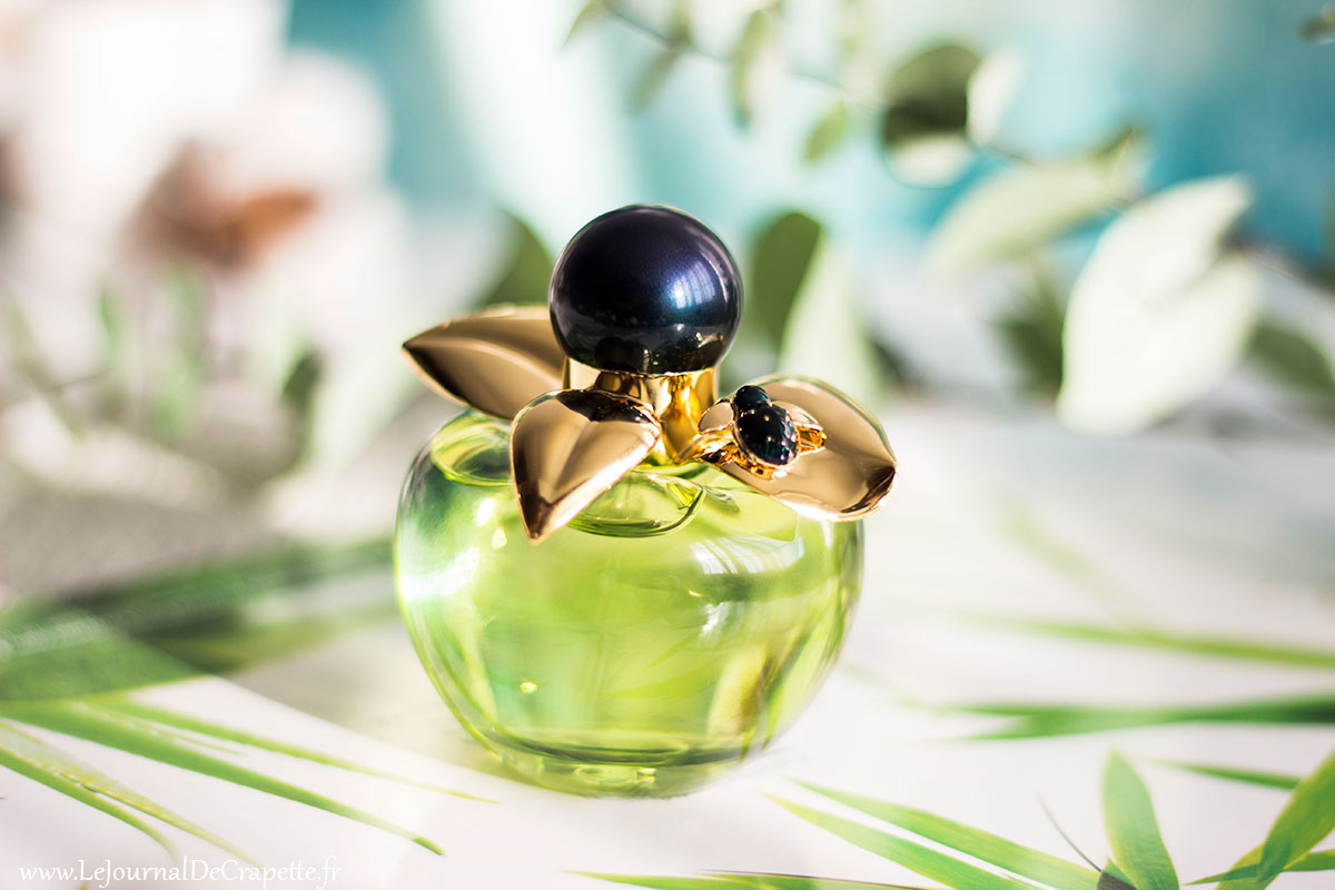 sillage Parfum de Bella