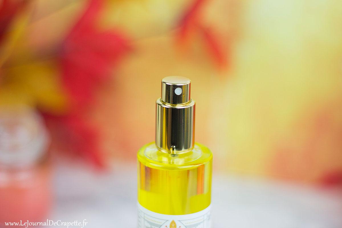 huile corps De Vermalle
