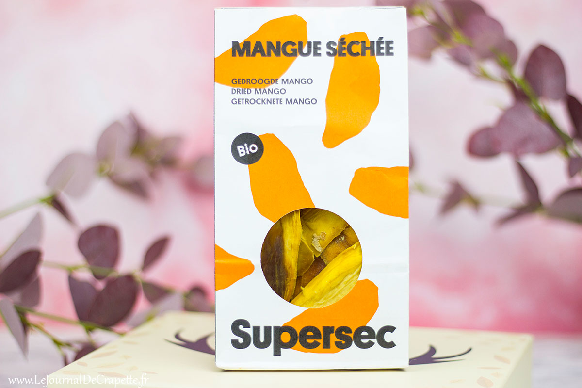 mangue séchée supersec