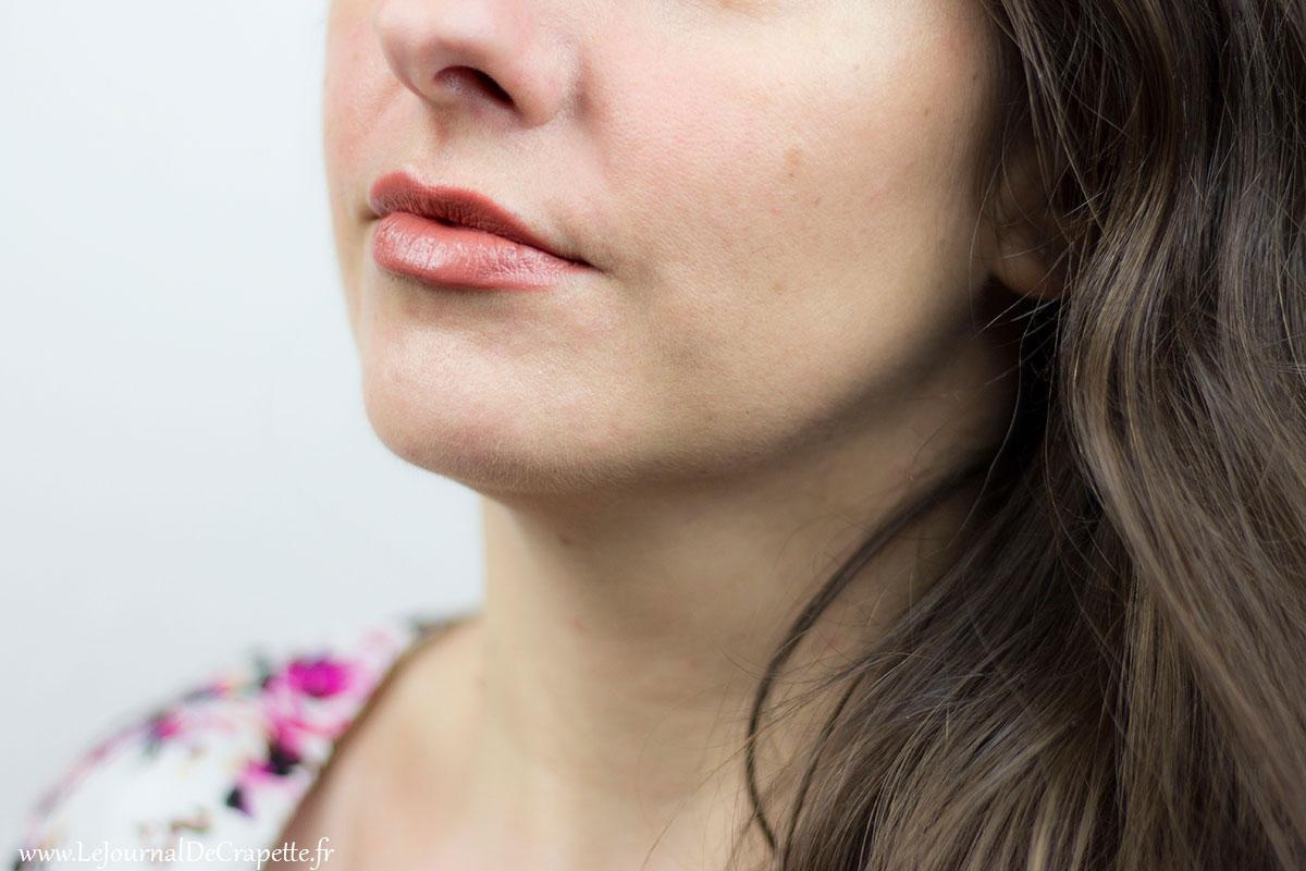 swatch Nabla rouge à lèvres