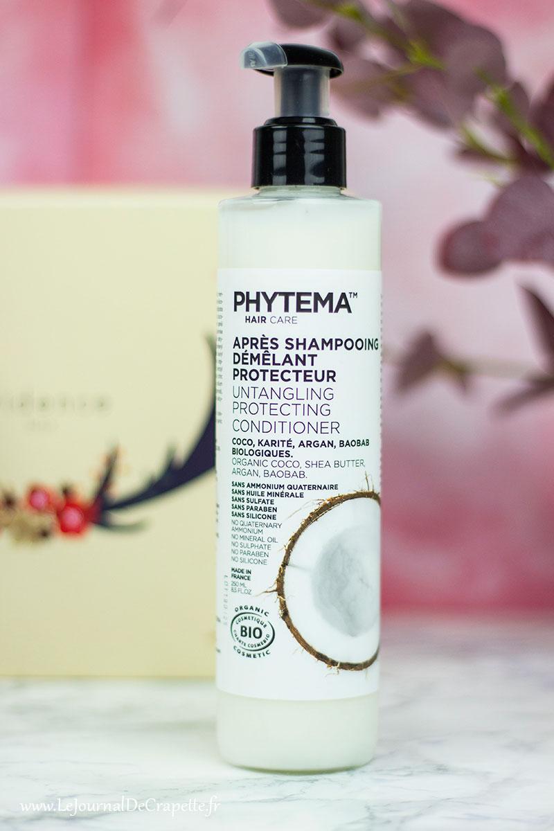 apres-shampoing demelant Phytema