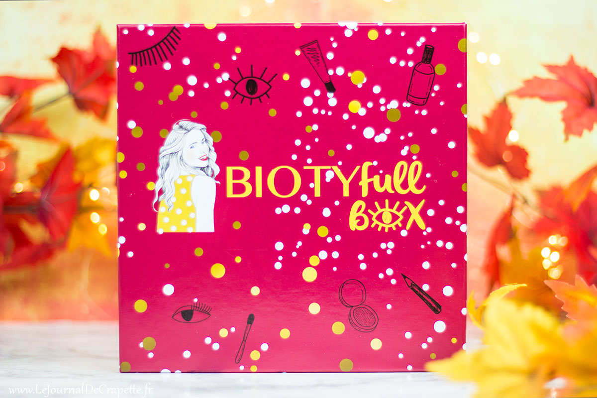 Biotyfull Box Novembre 2018