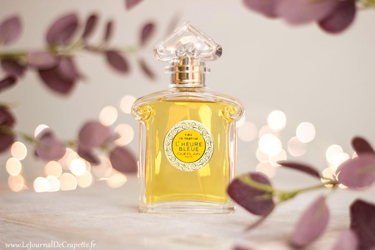 Parfum Guerlain LégendeL'heure De Crapette Bleue Le Journal DIWH29E
