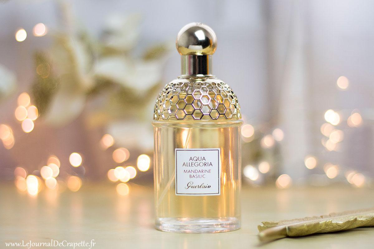 aqua allegoria Guerlain mandarine basilic