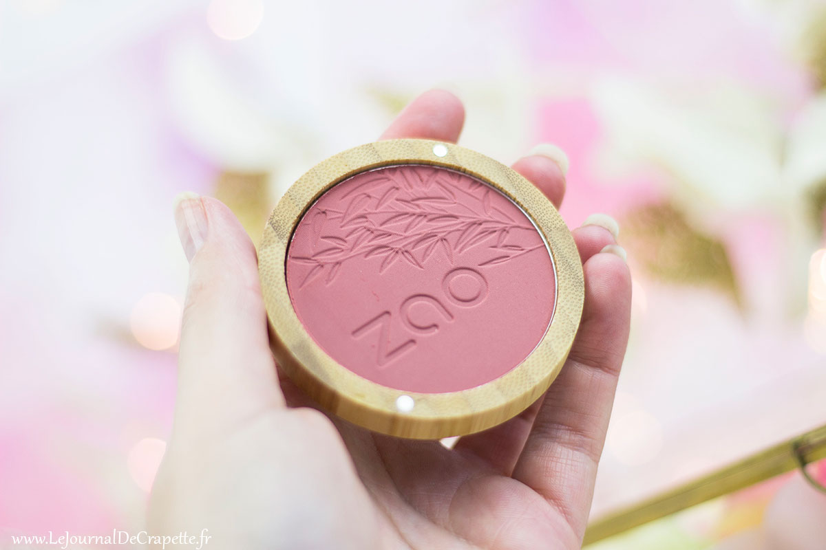 zao cosmetiques Bio Makeup
