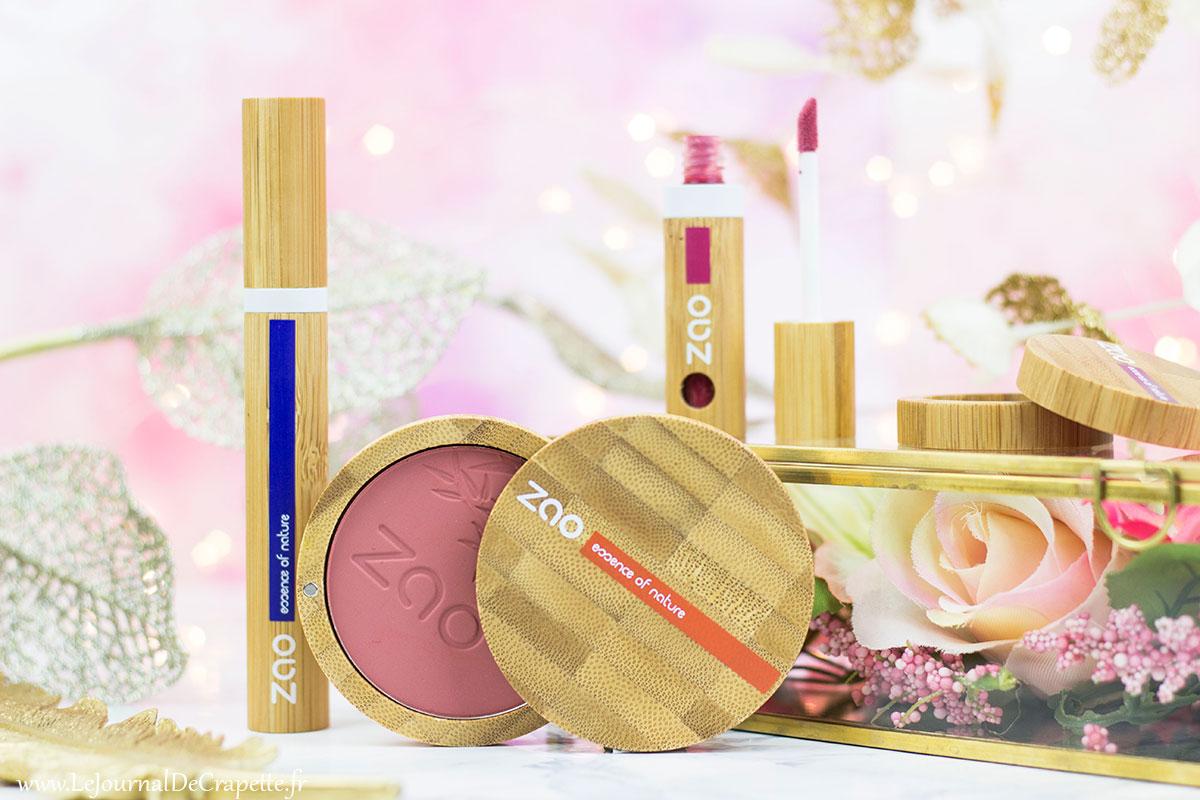 zao makeup cosmetiques Bio