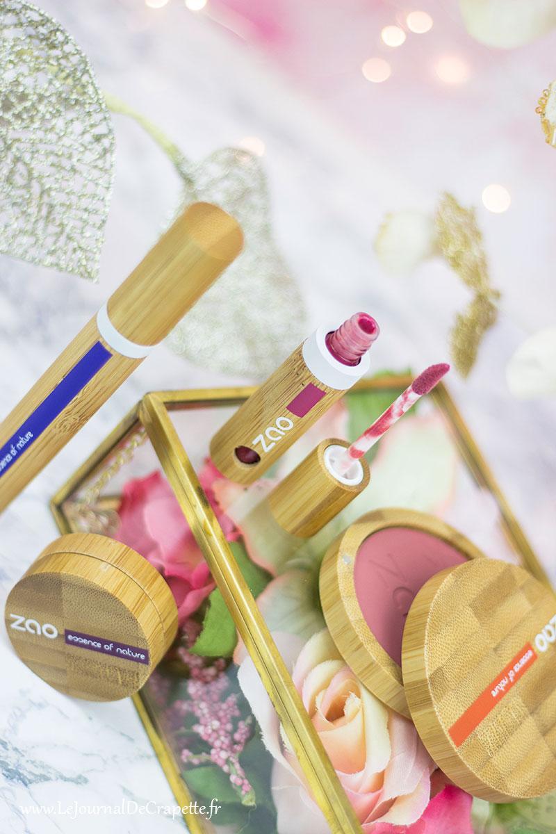 makeup Bio Zao Cosmetiques