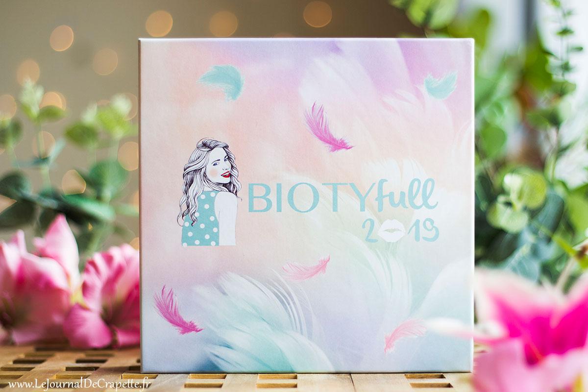 Biotyfull Box de janvier 2019 avis et contenu