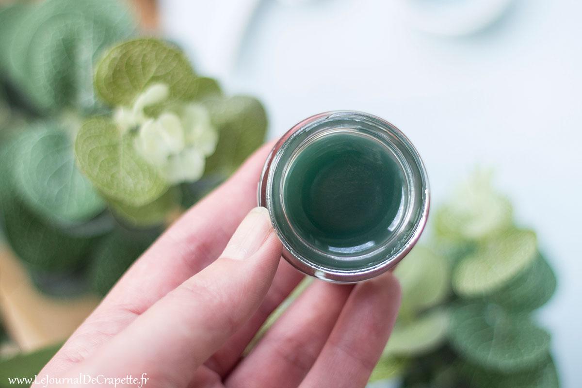 masque resurfaçant Blue Tansy Herbivore