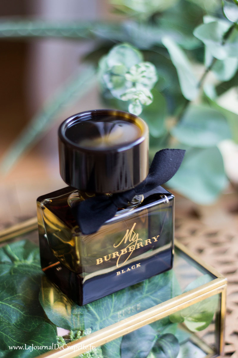 parfum avis My Burberry Black