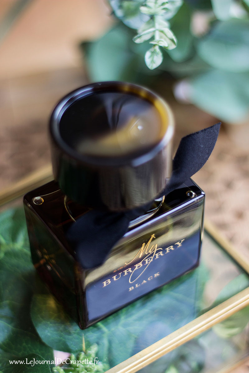 My Burberry black oriental floral