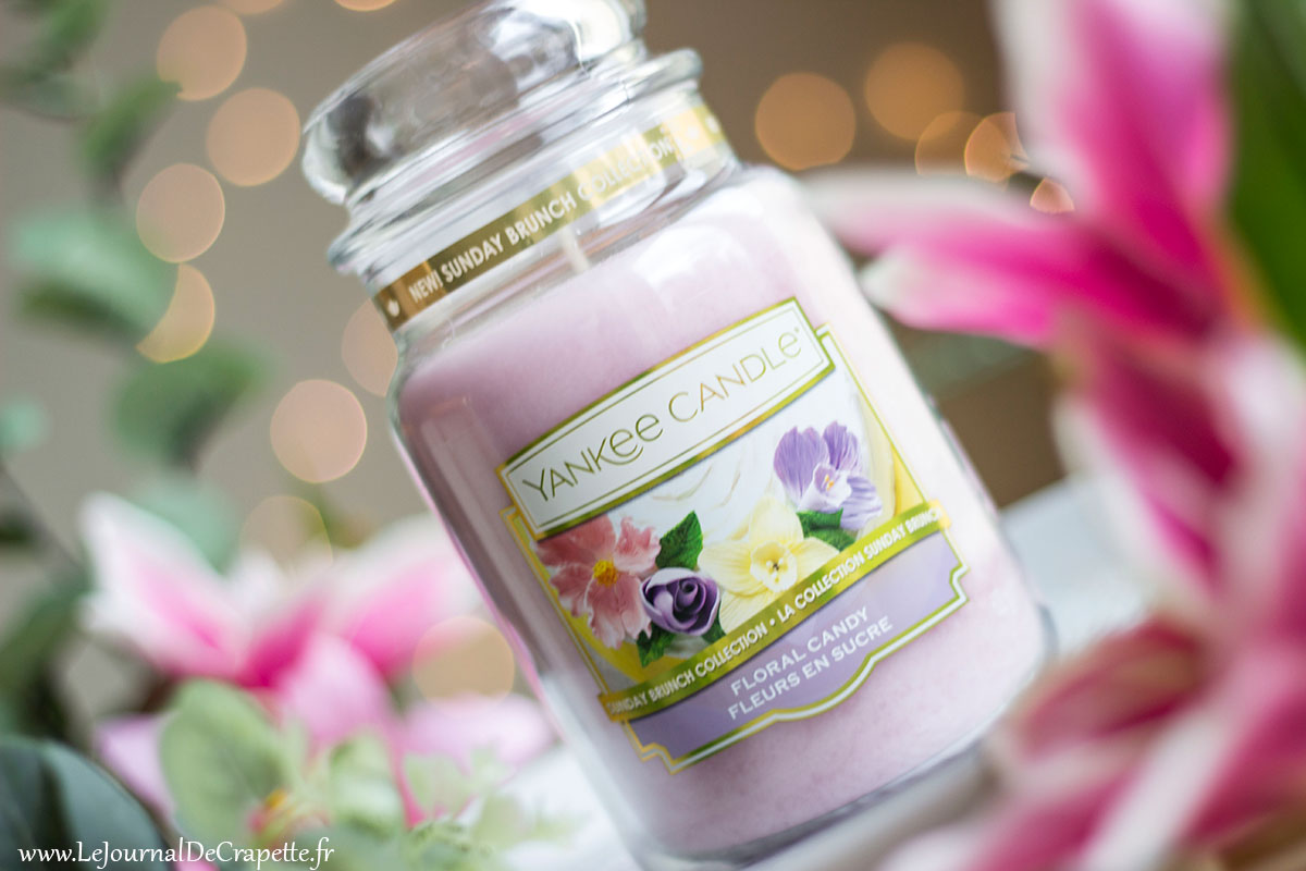 floral candy yankee candle