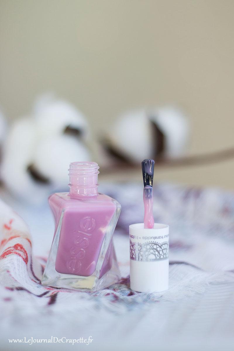 Vernis Essie gel couture test