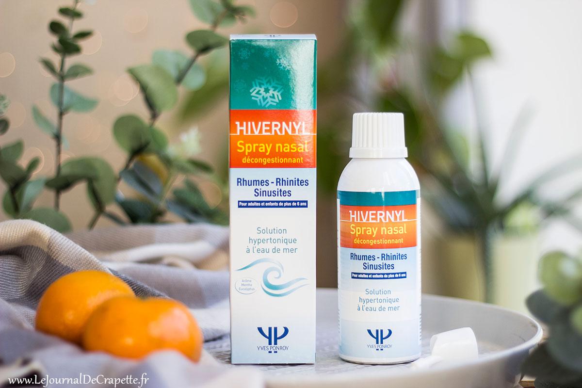 spray nasal eau de mer