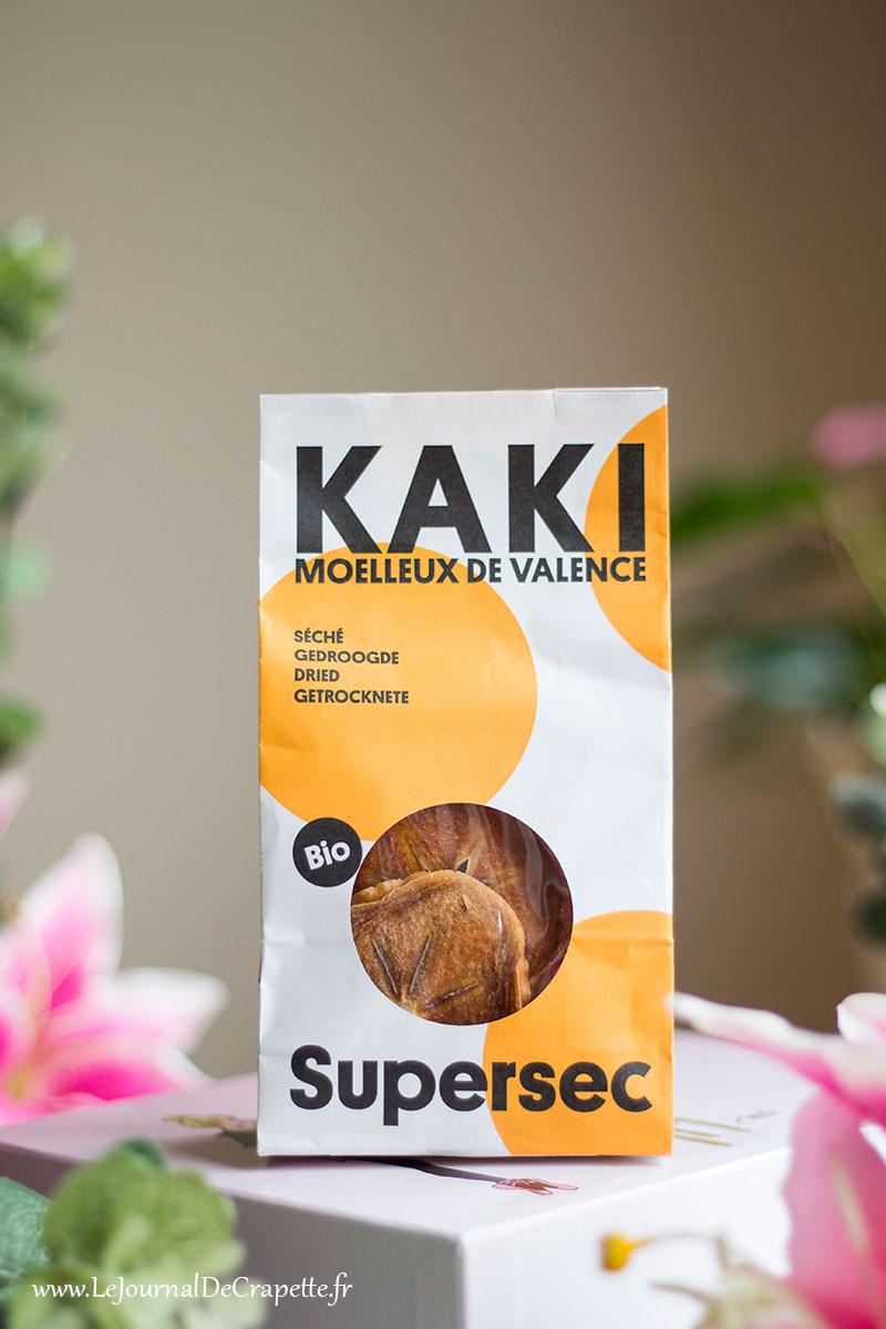 Kaki moelleux Supersec